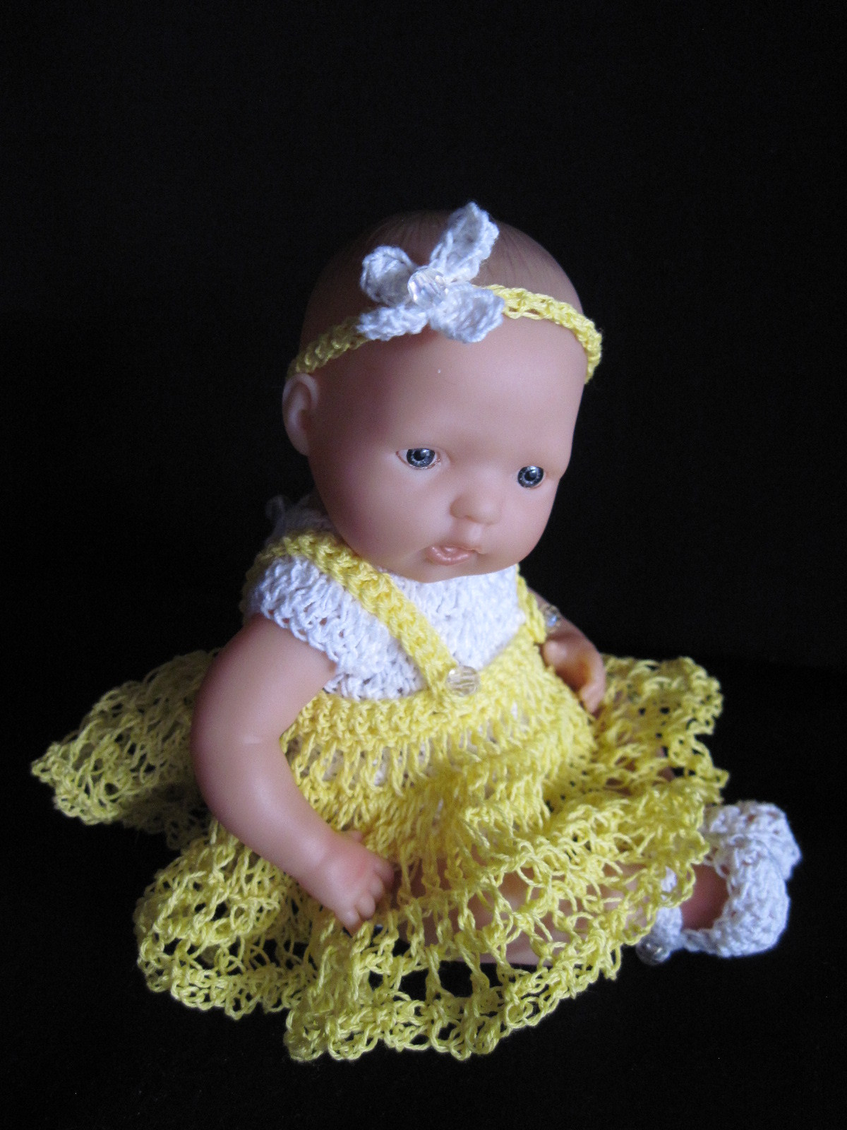 Crochet Doll Clothes Luxury Dolls and Crochet New Outfits for 7 5 Inch Berenguer Babies Of Fresh 48 Images Crochet Doll Clothes