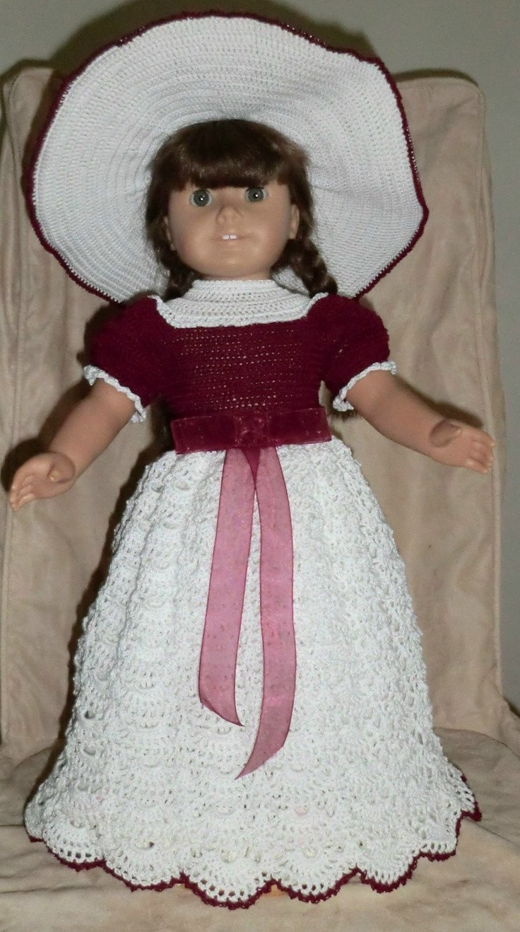 Crochet Doll Clothes New 73 Best 18 Inch Doll Clothes Crocheted Images On Pinterest Of Fresh 48 Images Crochet Doll Clothes
