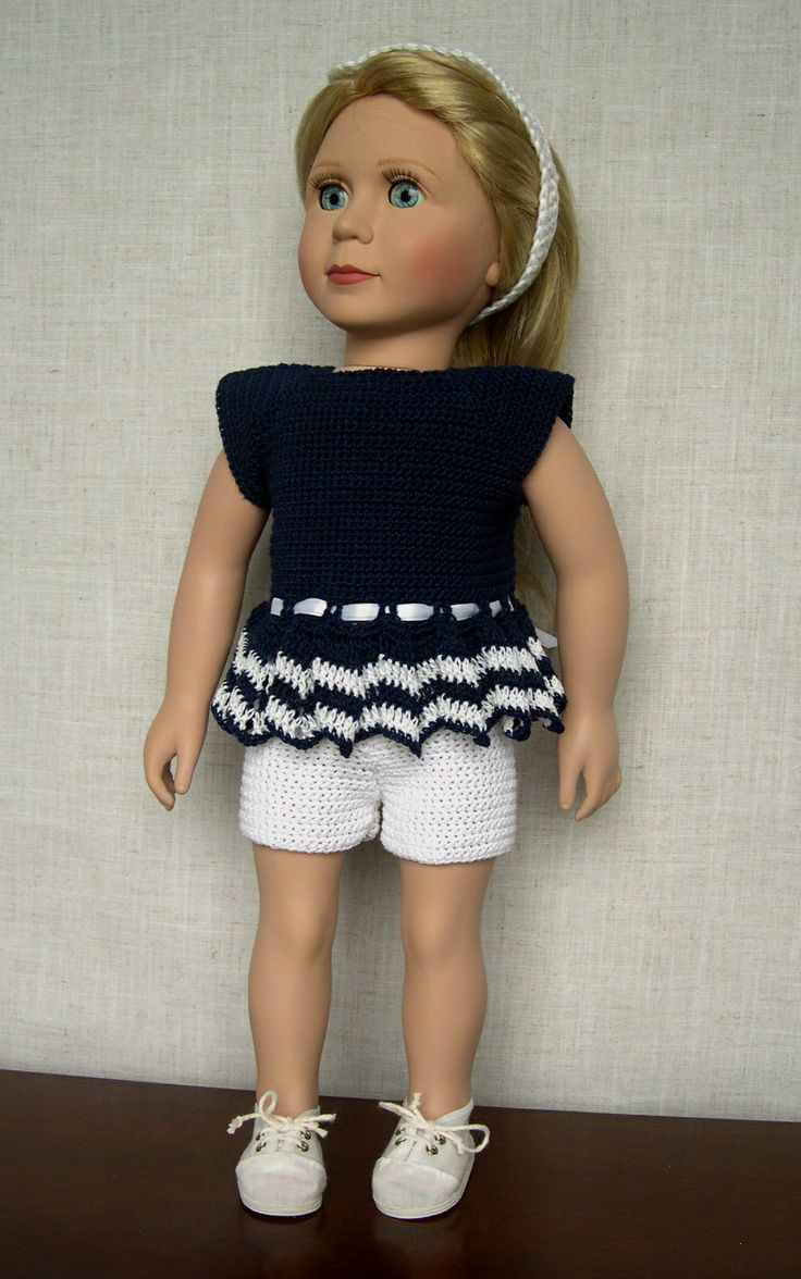 Crochet Doll Clothes New 89 Best Images About Dolls On Pinterest Of Fresh 48 Images Crochet Doll Clothes