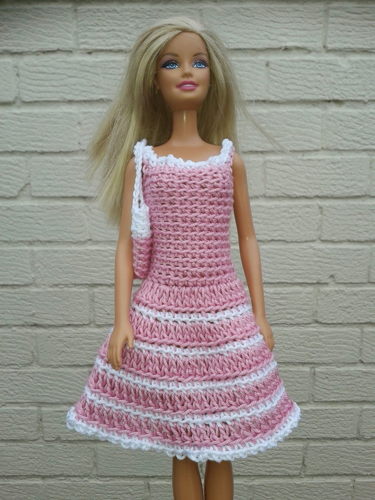 Crochet Doll Dress Fresh Pretty Crocheted Dresses and Skirts for Summer Of Unique 43 Pictures Crochet Doll Dress