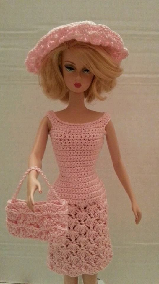 Crochet Doll Dress New 37 Best Doll Patterns Images On Pinterest Of Unique 43 Pictures Crochet Doll Dress