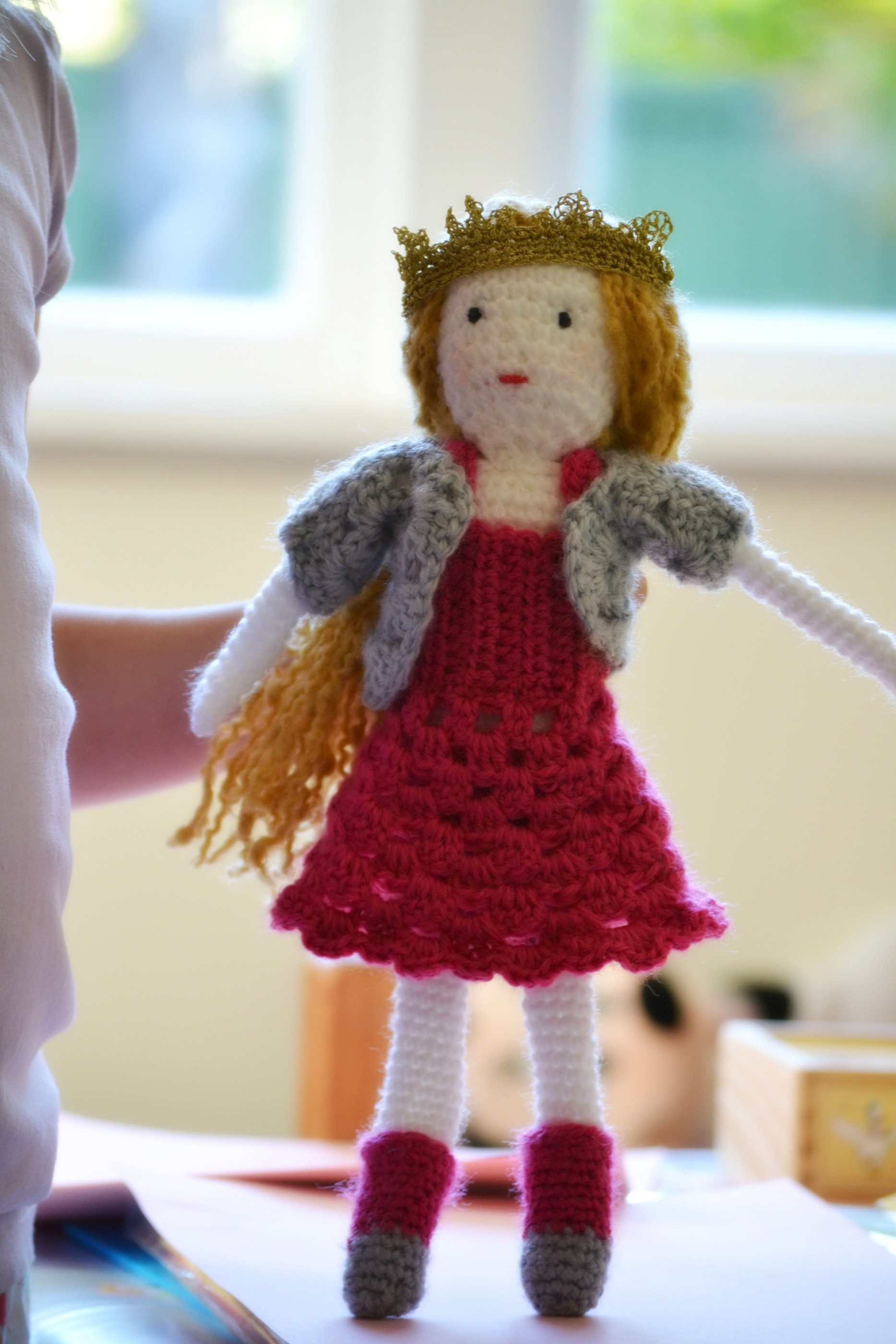 Crochet Doll Fresh Princess Poppy – the Green Dragonfly Of Crochet Doll Inspirational Snow White Doll Crochet Pattern