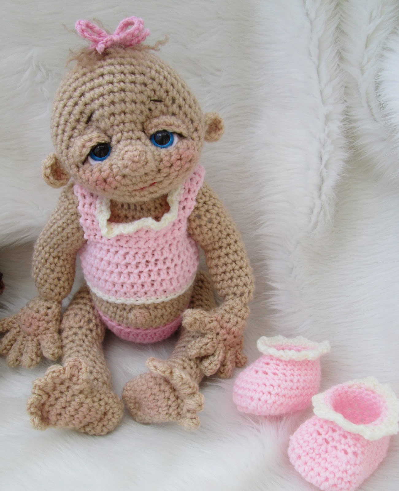 Crochet Doll Inspirational Wool and Whims so Cute Baby Doll Has Arrived Of Delightful 47 Pictures Crochet Doll