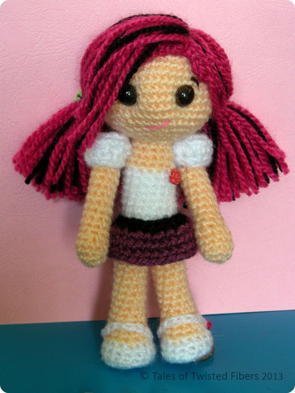 Crochet Doll Patterns New Amy the Amigurumi Doll Free Pattern – Tales Of Twisted Fibers Of Adorable 42 Ideas Crochet Doll Patterns