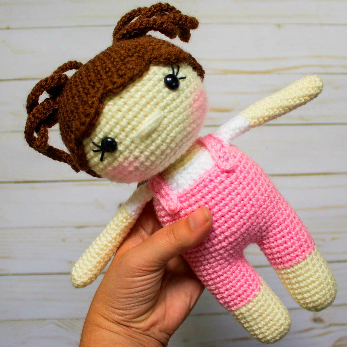Crochet Doll Unique the Friendly Molly thefriendlyredfox Of Crochet Doll Inspirational Snow White Doll Crochet Pattern