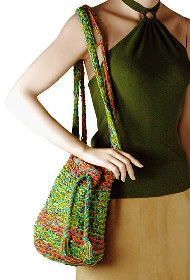 Crochet Draw String Bag Elegant Small Projects Hooks 15 Quick Free Crochet Of Awesome 42 Pictures Crochet Draw String Bag