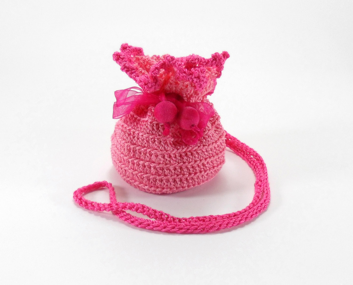 Crochet Drawstring Bag Lovely Crochet Small Pouch Jewelry Bag with Drawstring Pink Of Superb 46 Images Crochet Drawstring Bag