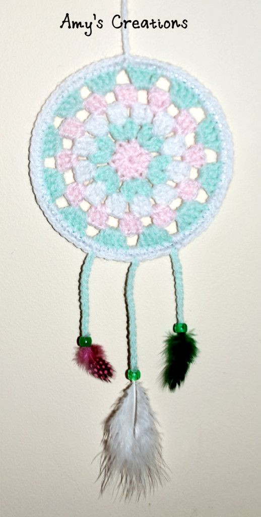 Crochet Dreamcatcher Pattern Awesome 22 Best Images About Crochet Dreamcatcher On Pinterest Of Great 44 Models Crochet Dreamcatcher Pattern
