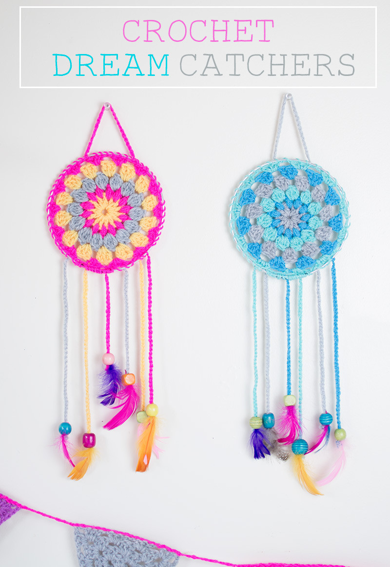 Crochet Dreamcatcher Pattern Inspirational How to Make Your Own Crochet Dream Catchers Of Great 44 Models Crochet Dreamcatcher Pattern