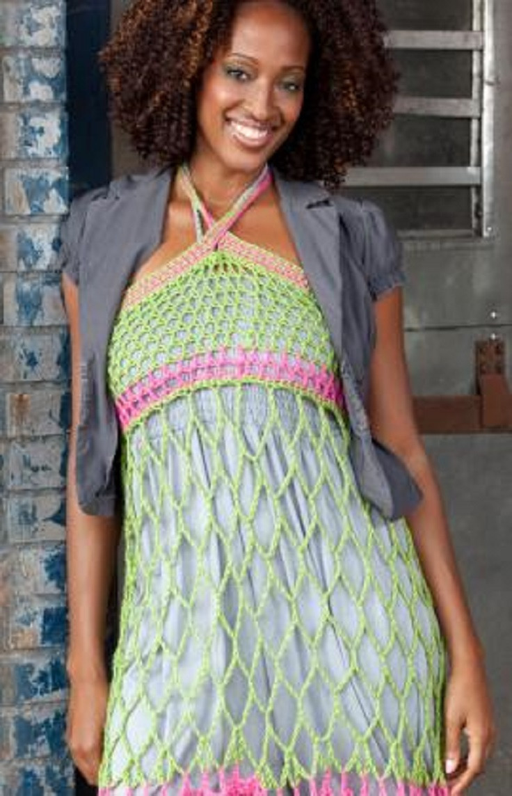 Crochet Dresses Luxury top 10 Free Patterns for Crochet Summer Clothes top Inspired Of Top 49 Pictures Crochet Dresses