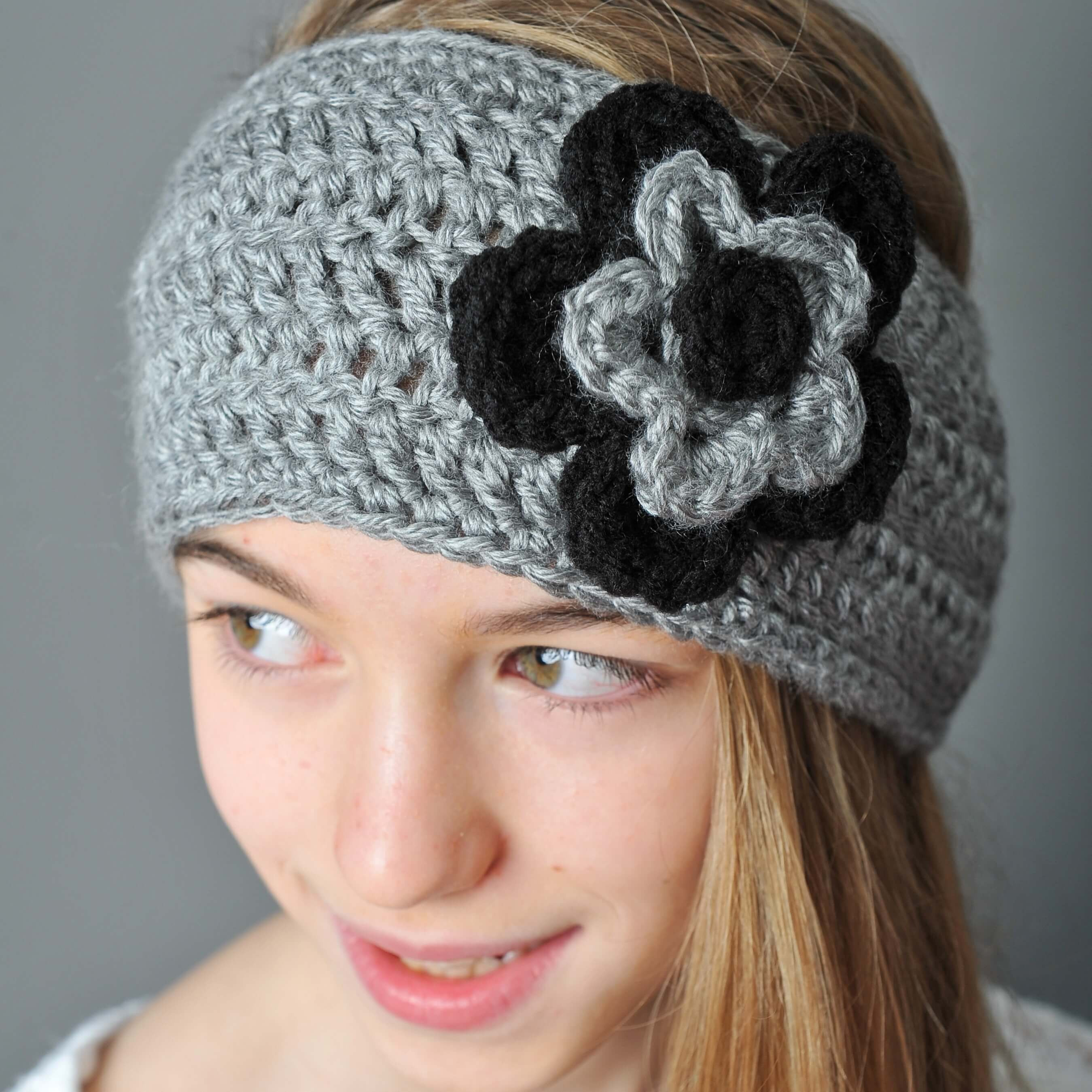 Crochet Ear Warmer Beautiful Crochet Ear Warmer with Layered Flowers Petals to Picots Of Awesome 46 Pictures Crochet Ear Warmer