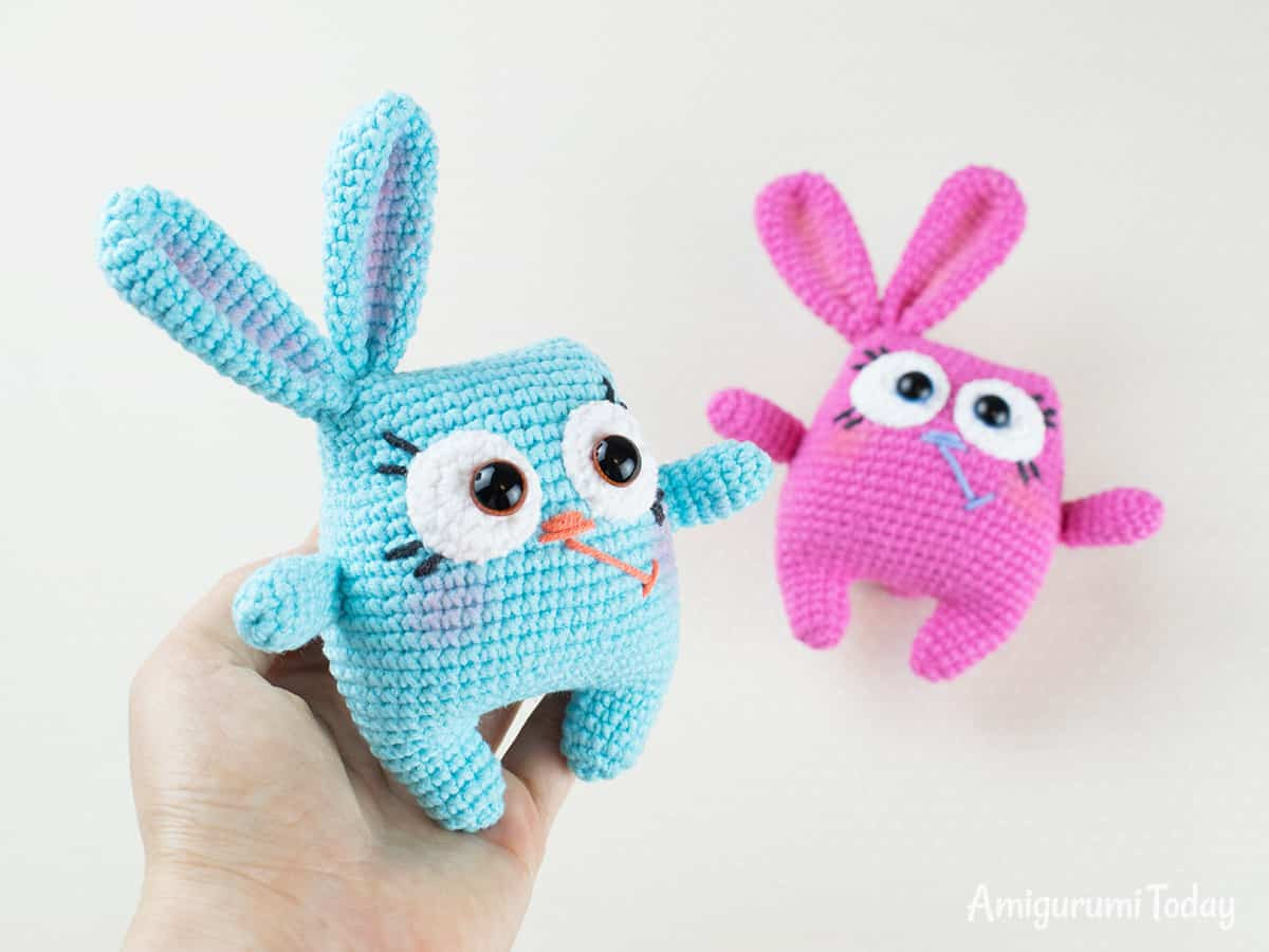Crochet Easter Bunny Awesome Easter Bunny Amigurumi Pattern Amigurumi today Of Gorgeous 42 Photos Crochet Easter Bunny