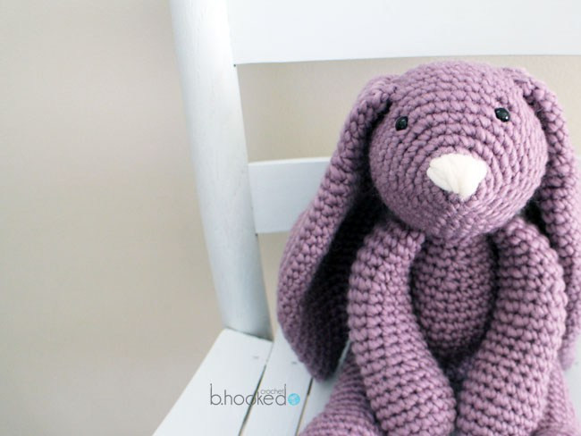 "Crochet Easter Bunny Awesome ""layla"" Crochet Bunny Free Pattern B Hooked Crochet Of Gorgeous 42 Photos Crochet Easter Bunny"