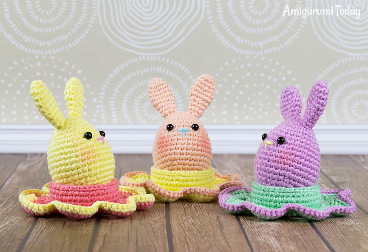 Crochet Easter Bunny Beautiful Easter Bunny Egg Crochet Pattern Amigurumi today Of Gorgeous 42 Photos Crochet Easter Bunny