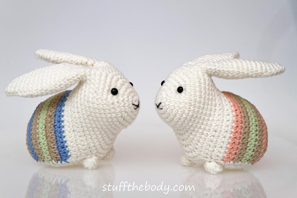 Top 10 Amigurumi Crochet Patterns for Easter on Craftsy