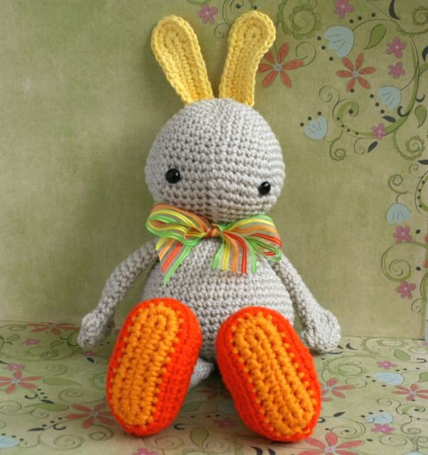 Crochet Easter Bunny Elegant Easter Crochet Easter Bunny Amigurumi Pattern Luz Patterns Of Gorgeous 42 Photos Crochet Easter Bunny