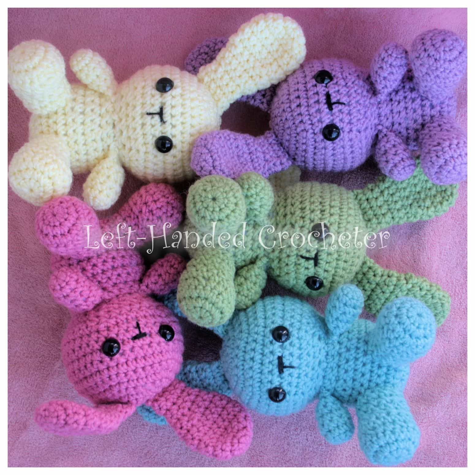 Crochet Easter Bunny Elegant Free Easter Crochet Patterns the Best Collection Of Gorgeous 42 Photos Crochet Easter Bunny