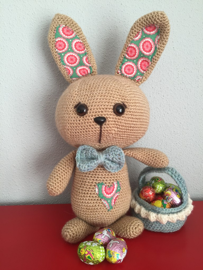 Crochet Easter Bunny Fresh Crochet Pattern Easter Bunny Haak Je Mee Of Gorgeous 42 Photos Crochet Easter Bunny