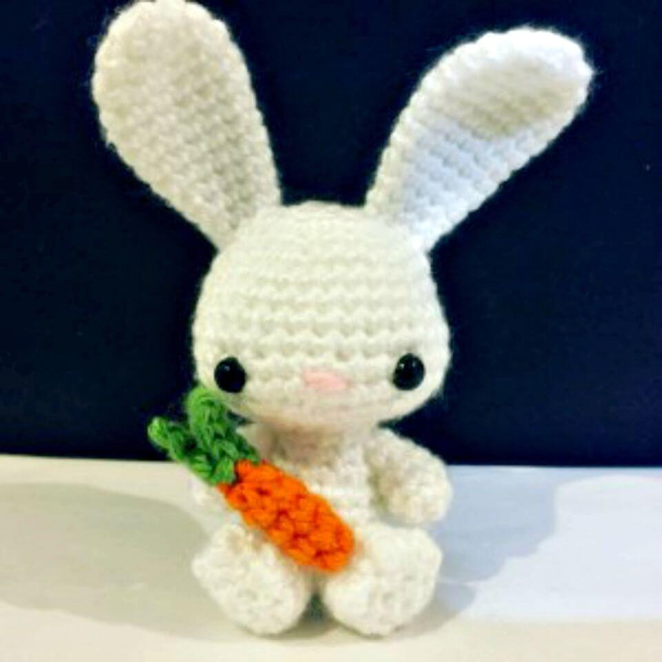 Crochet Easter Bunny Lovely 63 Free Crochet Bunny Amigurumi Patterns Diy & Crafts Of Gorgeous 42 Photos Crochet Easter Bunny