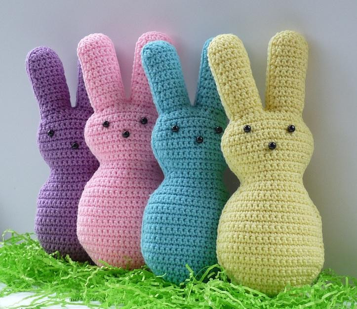 Crochet Easter Bunny Pattern Beautiful Easter Projects for Knitters and Crochet Enthusiasts Of Amazing 42 Photos Crochet Easter Bunny Pattern