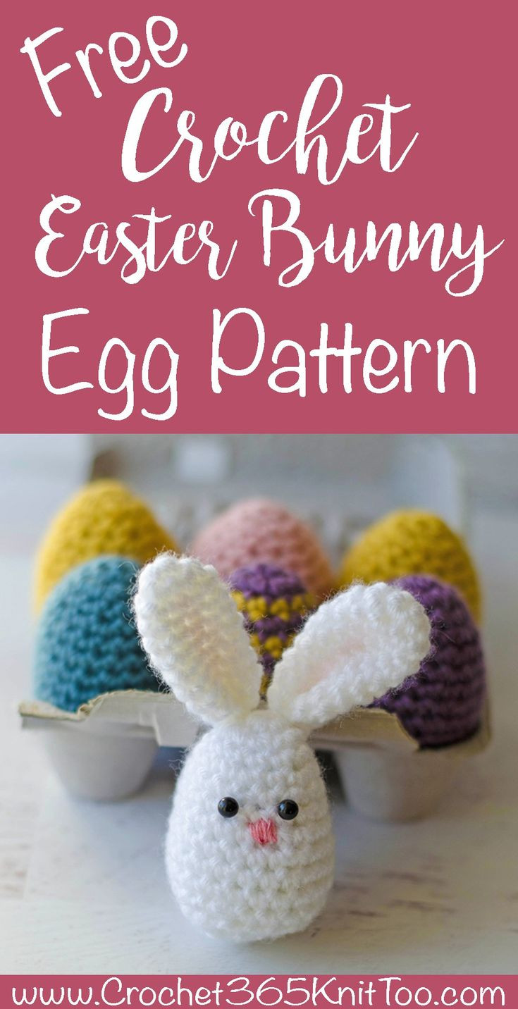 Crochet Easter Bunny Pattern Best Of 5563 Best Crochet Ideas and Inspiration Images On Of Amazing 42 Photos Crochet Easter Bunny Pattern