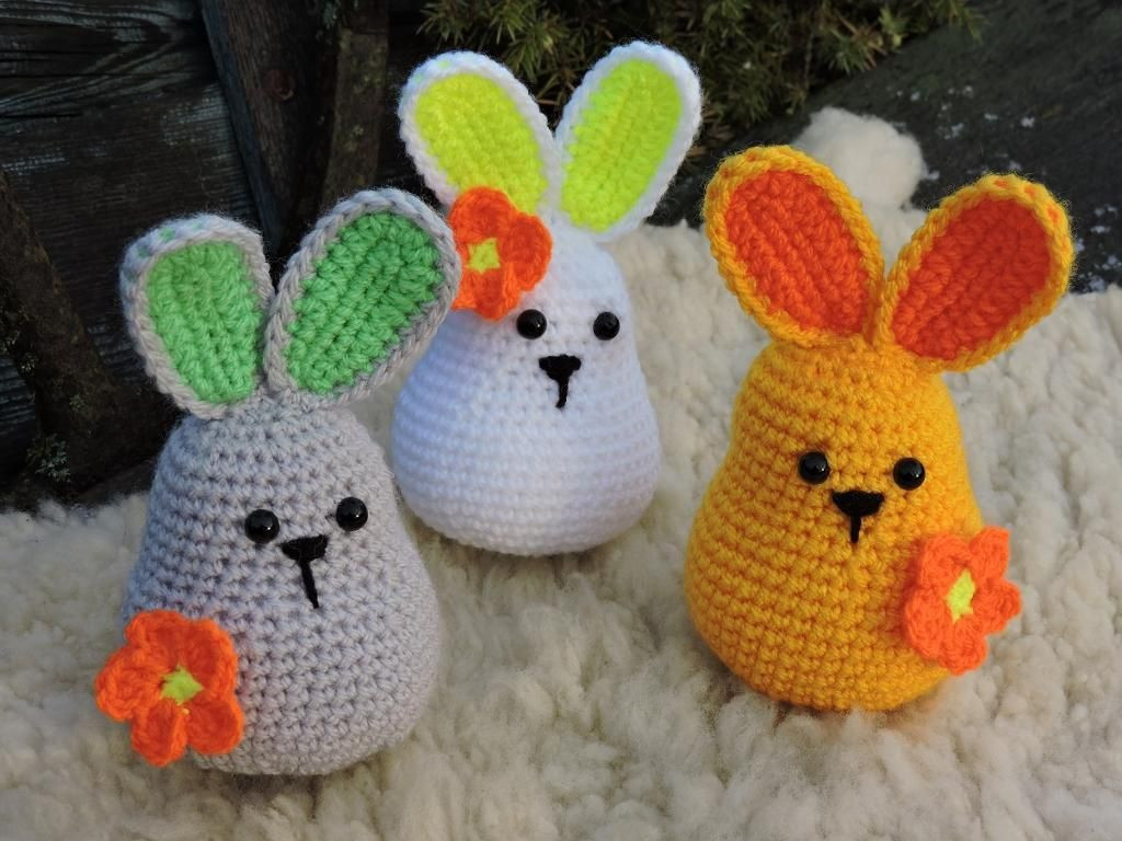 Crochet Easter Bunny Pattern Inspirational the Easter Bunny Crochet Pattern Of Amazing 42 Photos Crochet Easter Bunny Pattern