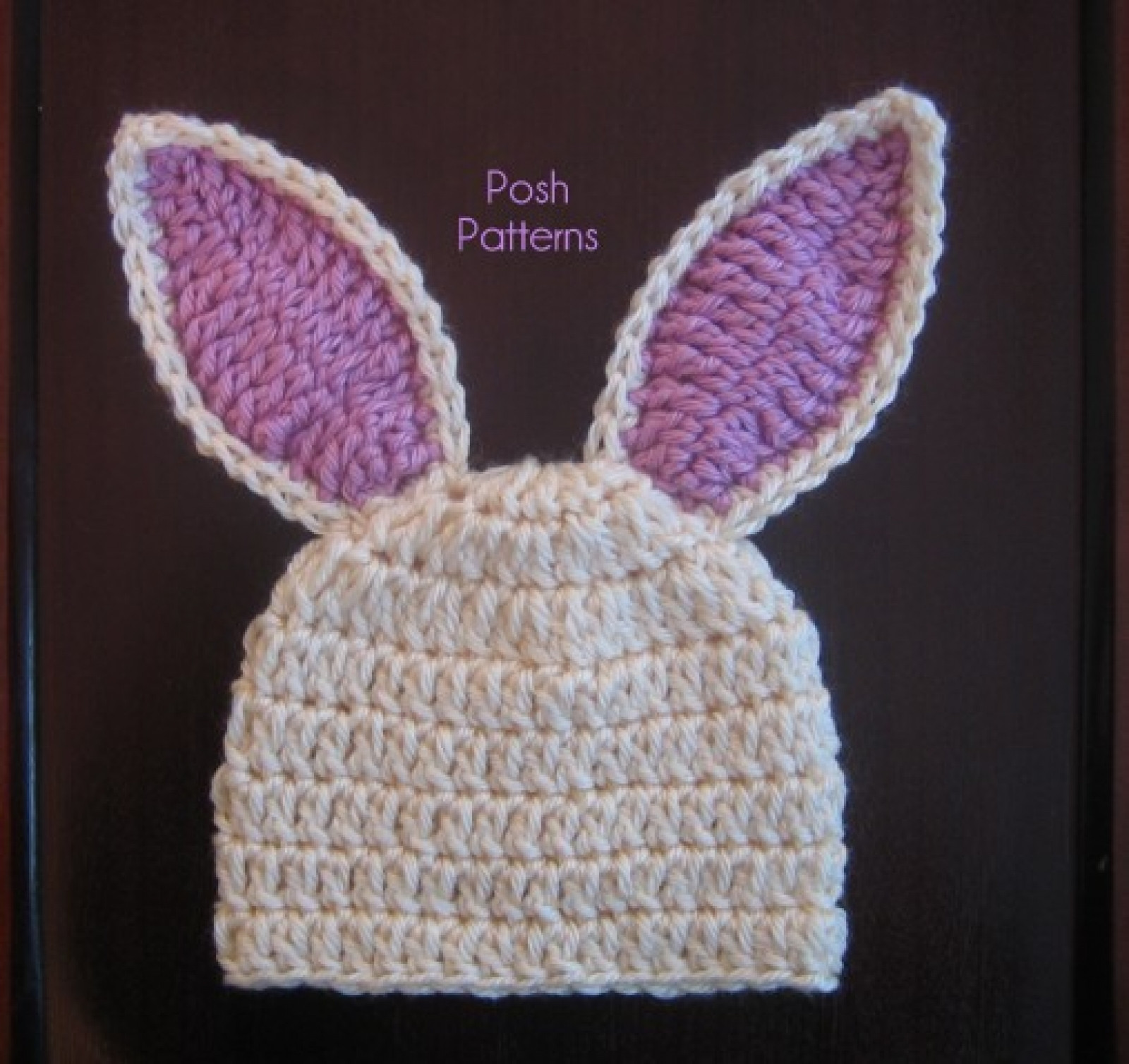 Crochet Easter Bunny Pattern New Crochet Easter Bunny Hat Pattern Sizes Newborn to 24 Months Of Amazing 42 Photos Crochet Easter Bunny Pattern