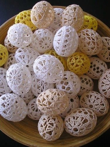 Crochet Easter Eggs Awesome Crocheted Easter Eggs Crochet Holiday Of Incredible 43 Ideas Crochet Easter Eggs
