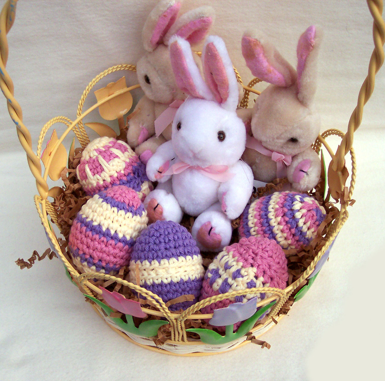Crochet Easter Eggs Best Of Delights Gems Crocheted Easter Eggs Of Incredible 43 Ideas Crochet Easter Eggs