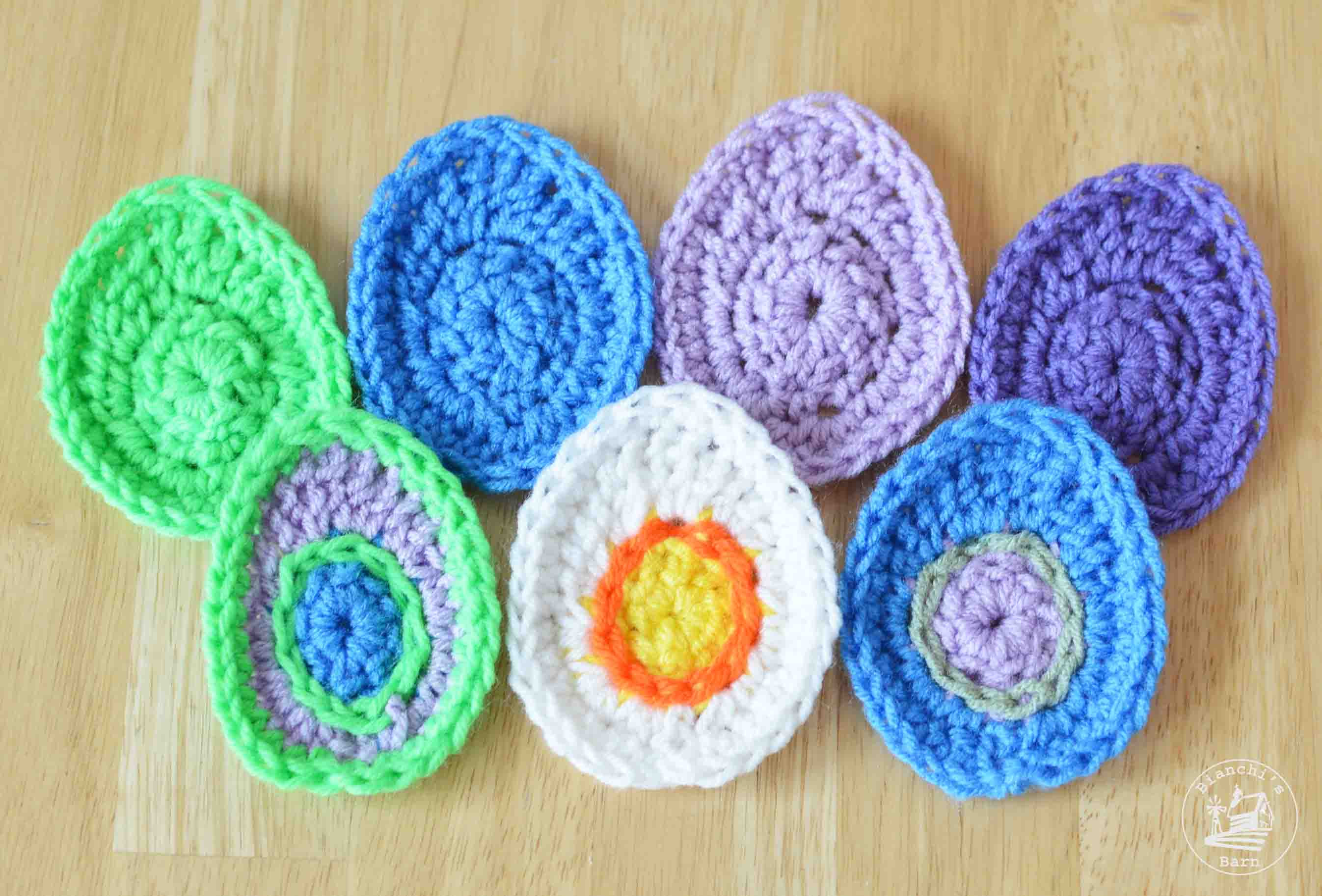 Crochet Easter Eggs Elegant Easter Egg Free Crochet Pattern Of Incredible 43 Ideas Crochet Easter Eggs