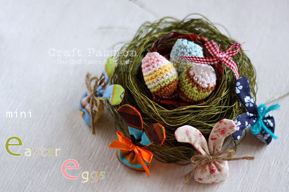 Crochet Easter Eggs Fresh Easter Eggs Amigurumi Mini Eggs Free Pattern Of Incredible 43 Ideas Crochet Easter Eggs