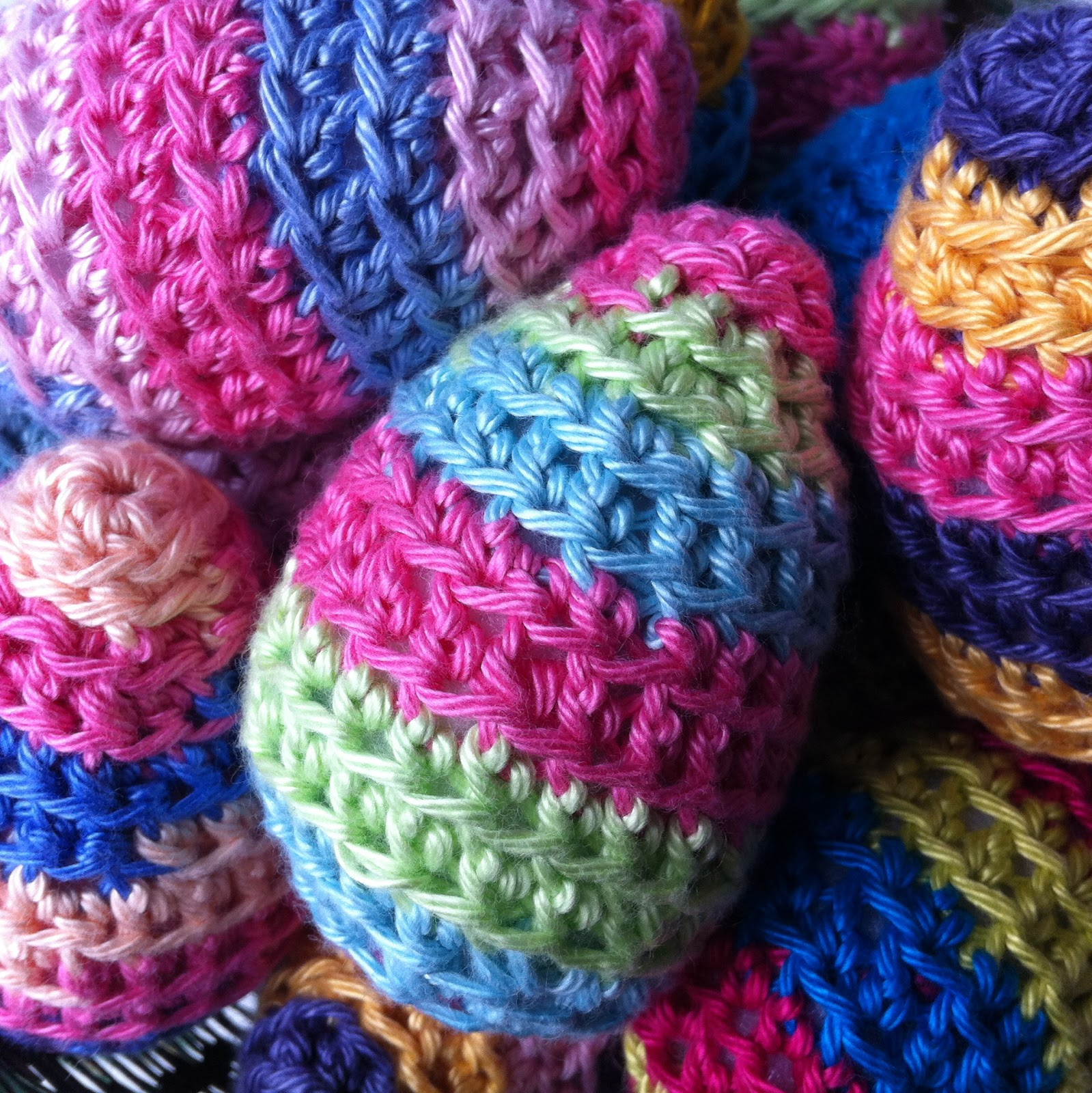 Crochet Easter Eggs Fresh Mrs Thomasina Tittlemouse Crochet Easter Eggs Of Incredible 43 Ideas Crochet Easter Eggs
