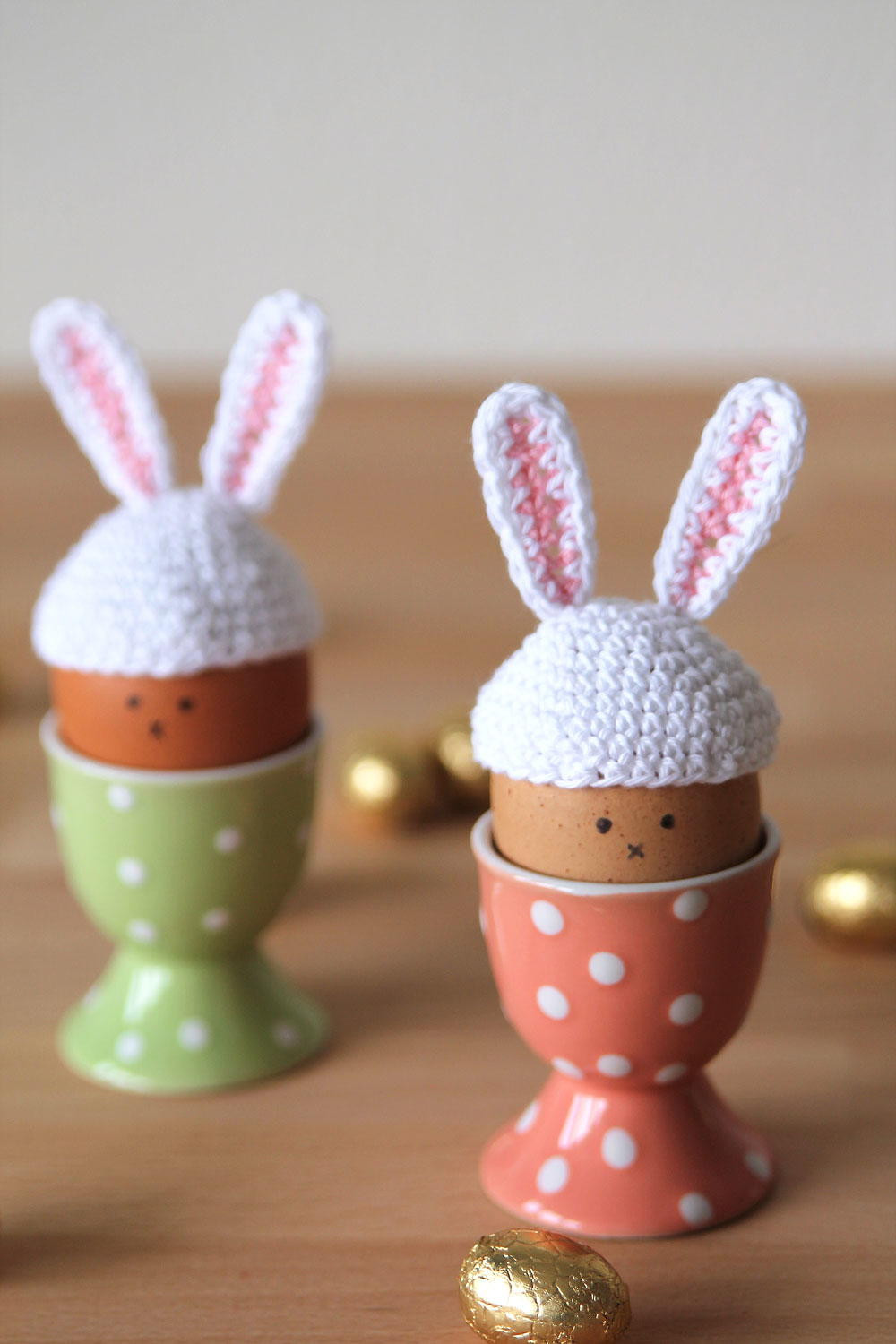 Crochet Easter Eggs Inspirational Tiny Crochet Easter Egg Bunny Hats Of Incredible 43 Ideas Crochet Easter Eggs