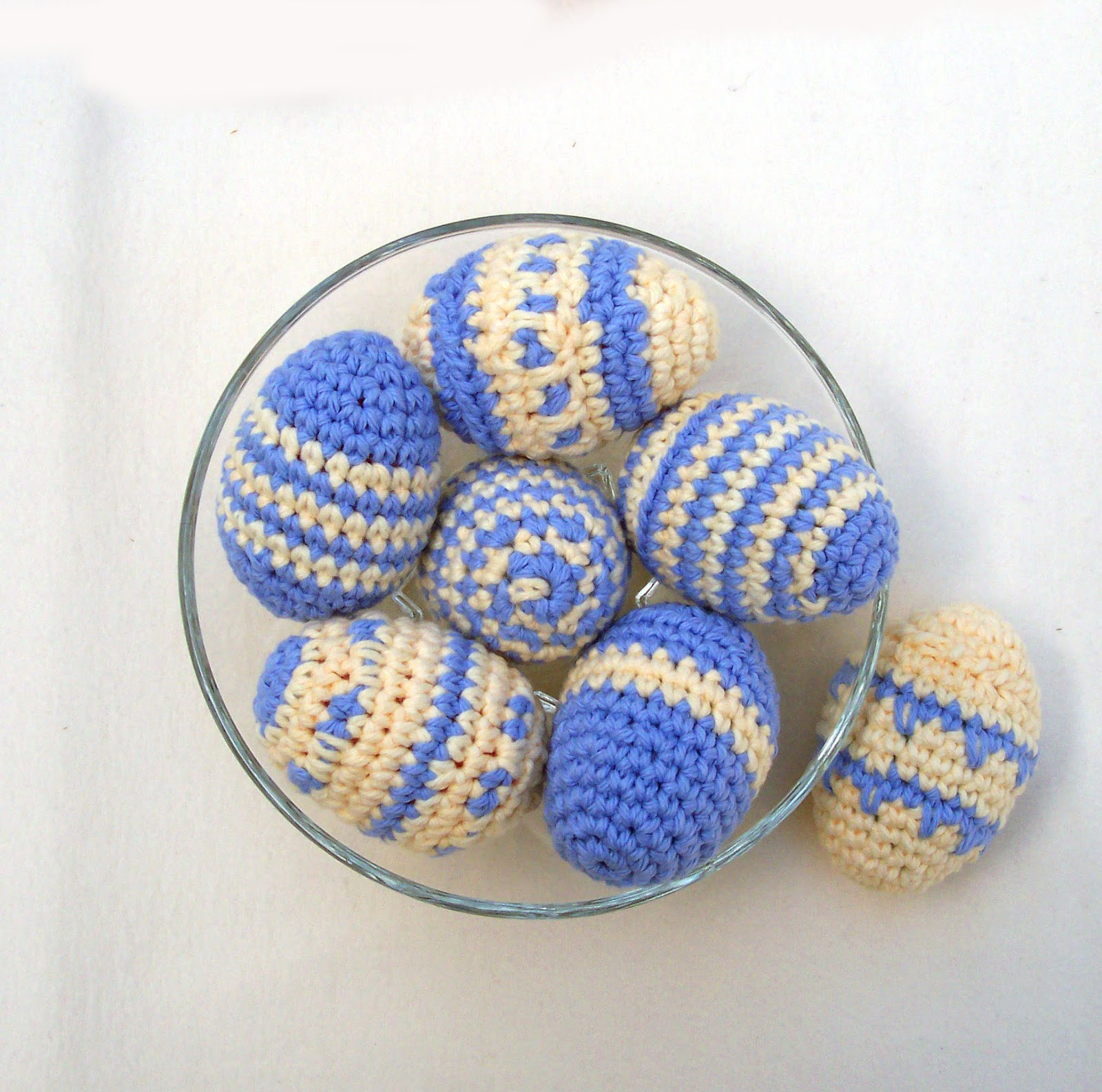 Crochet Easter Eggs Lovely Delights Gems Crocheted Easter Eggs Of Incredible 43 Ideas Crochet Easter Eggs