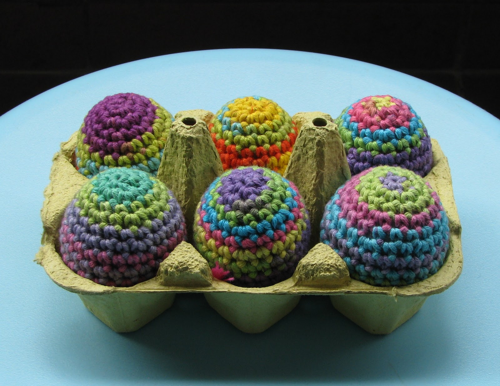 Crochet Easter Eggs Lovely Rainbow Easter Eggs Huevos De Pascua Of Incredible 43 Ideas Crochet Easter Eggs