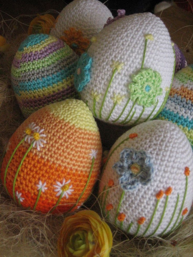 Crochet Easter Eggs Luxury 59 Best Free Crochet Easter Patterns Images On Pinterest Of Incredible 43 Ideas Crochet Easter Eggs