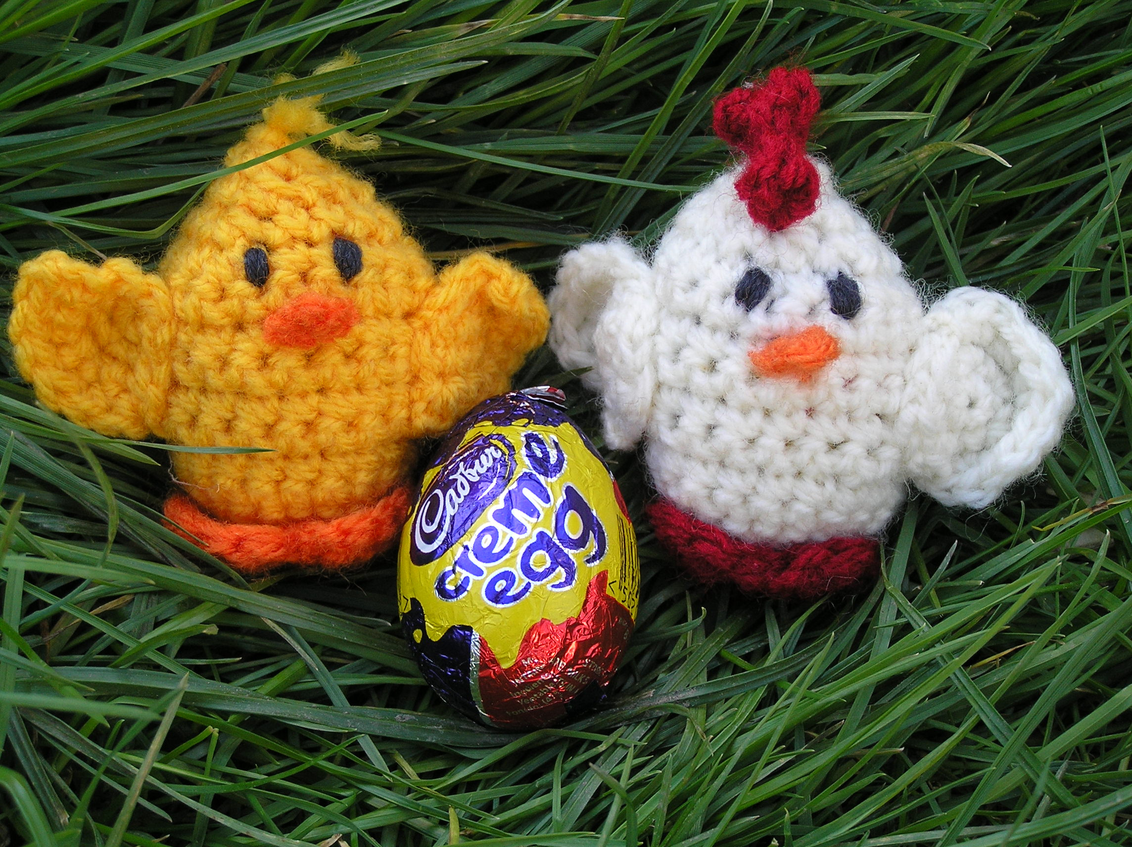 Crochet Easter Patterns Fresh Three Strands to Her Easter Basket Crochet and Knit Of Charming 45 Pics Crochet Easter Patterns