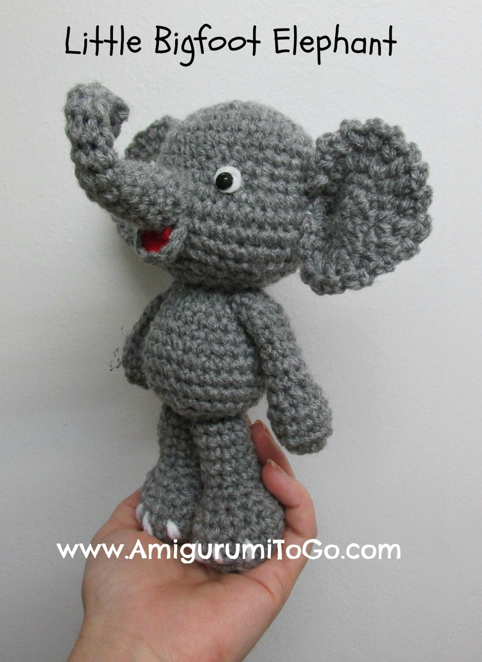 Crochet Elephant Awesome Cute Elephant Video Tutorial In the Works Amigurumi to Go Of Amazing 49 Models Crochet Elephant