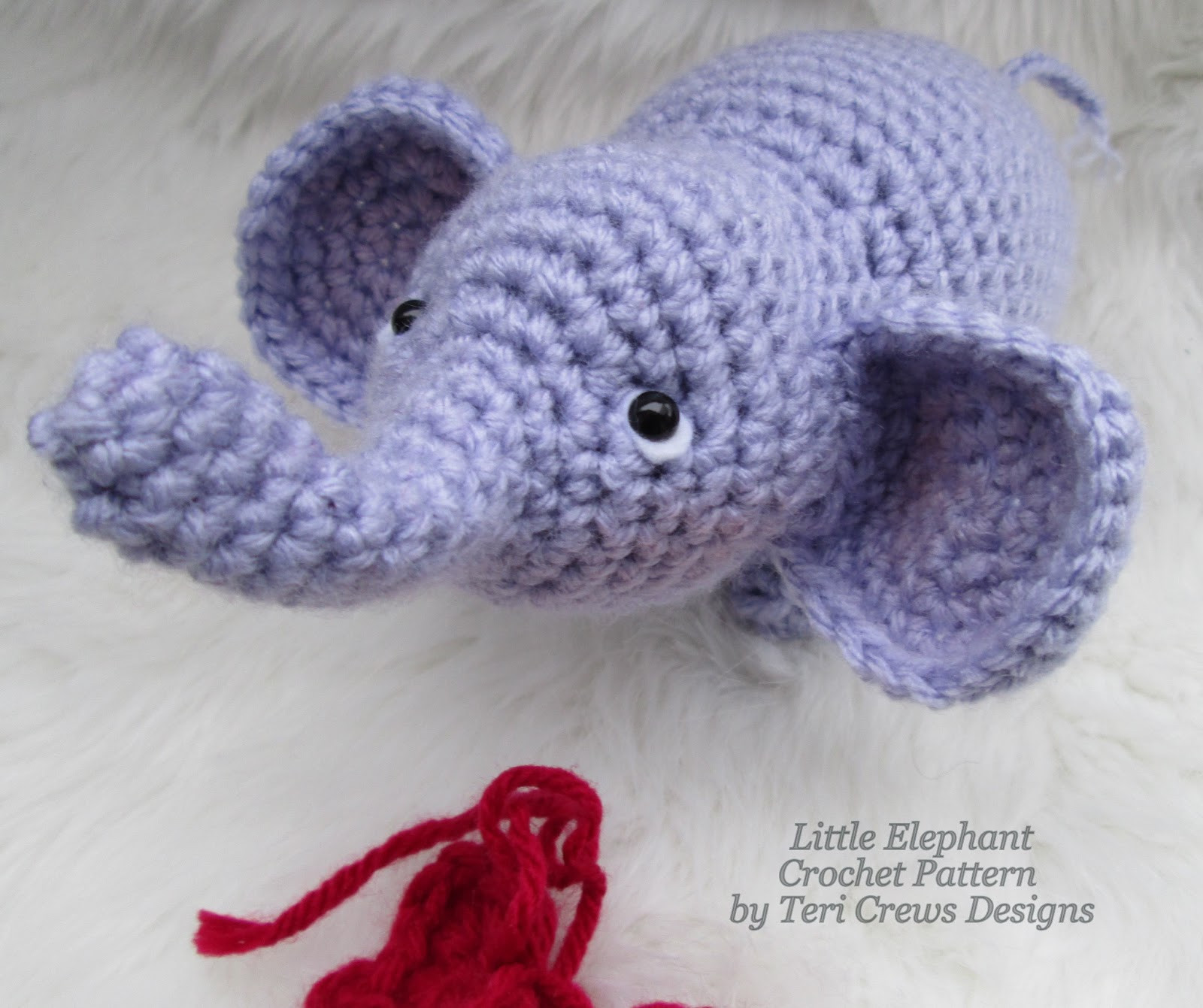 Crochet Elephant Awesome Teri S Blog Free Little Elephant Crochet Pattern Of Amazing 49 Models Crochet Elephant