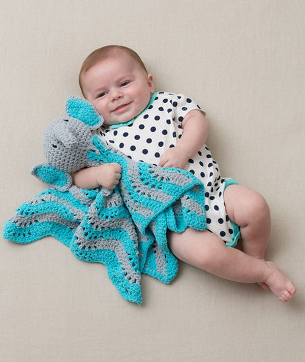 Cool Crochet Patterns & Ideas For Babies Hative