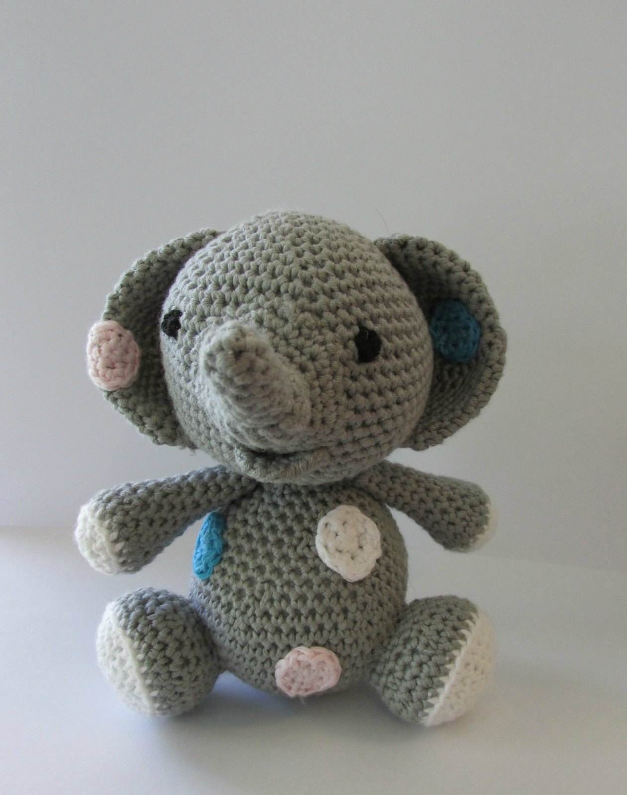 Crochet Elephant Beautiful Little Grey Elephant Crochet toy Of Amazing 49 Models Crochet Elephant