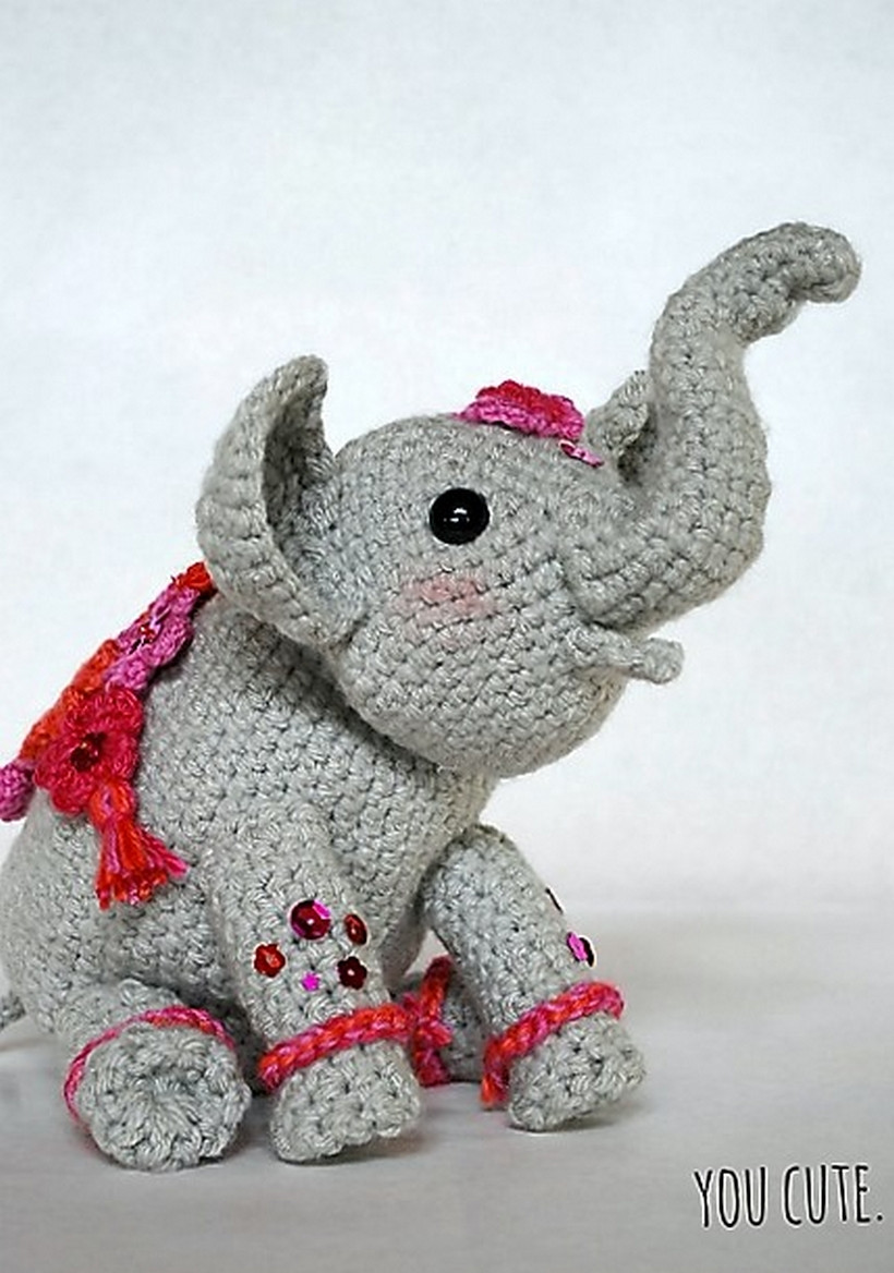 Crochet Elephant Best Of 50 Free Crochet Patterns for Amigurumi toys Of Amazing 49 Models Crochet Elephant