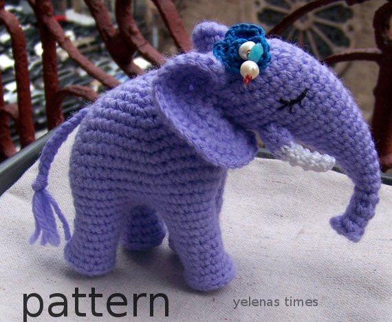 Crochet Elephant Best Of Crochet Pattern Crochet Elephant Instant Download toy Of Amazing 49 Models Crochet Elephant