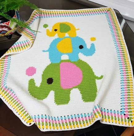 Crochet Elephant Blanket Beautiful Crochet Pattern Of Awesome 44 Ideas Crochet Elephant Blanket