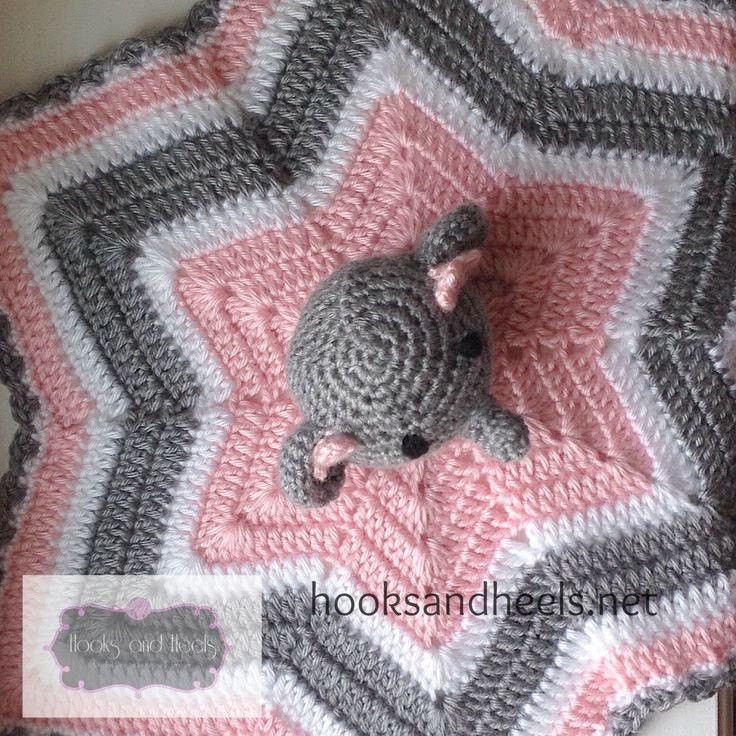 Crochet Elephant Blanket Beautiful Elephant Lovey 5 Chevron Elephant Lovey Of Awesome 44 Ideas Crochet Elephant Blanket