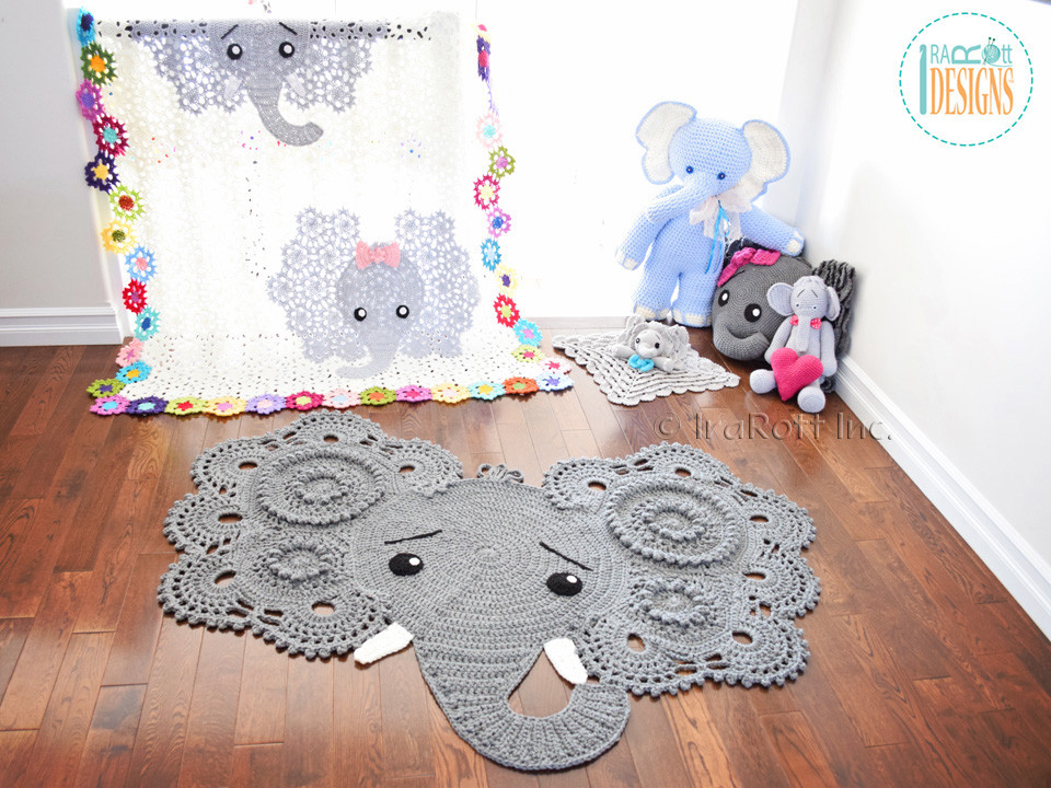 Crochet Elephant Blanket Unique Maurice S Blog Of Awesome 44 Ideas Crochet Elephant Blanket