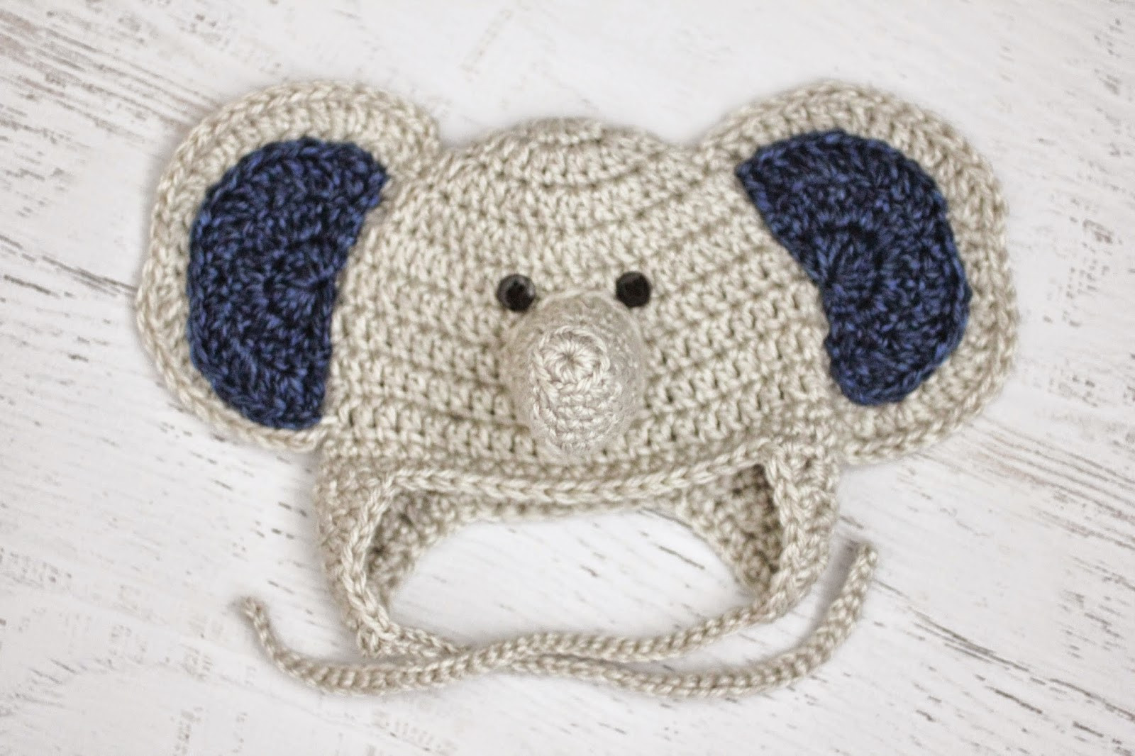 Crochet Elephant Hat Beautiful Repeat Crafter Me Crochet Baby Elephant Hat and Lion Of Amazing 45 Photos Crochet Elephant Hat
