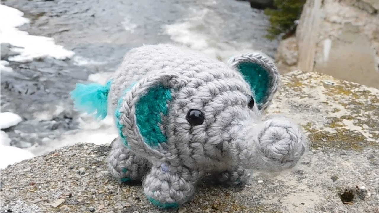 Crochet Elephant Inspirational Amigurumi Crochet Elephant Tutorial Of Amazing 49 Models Crochet Elephant