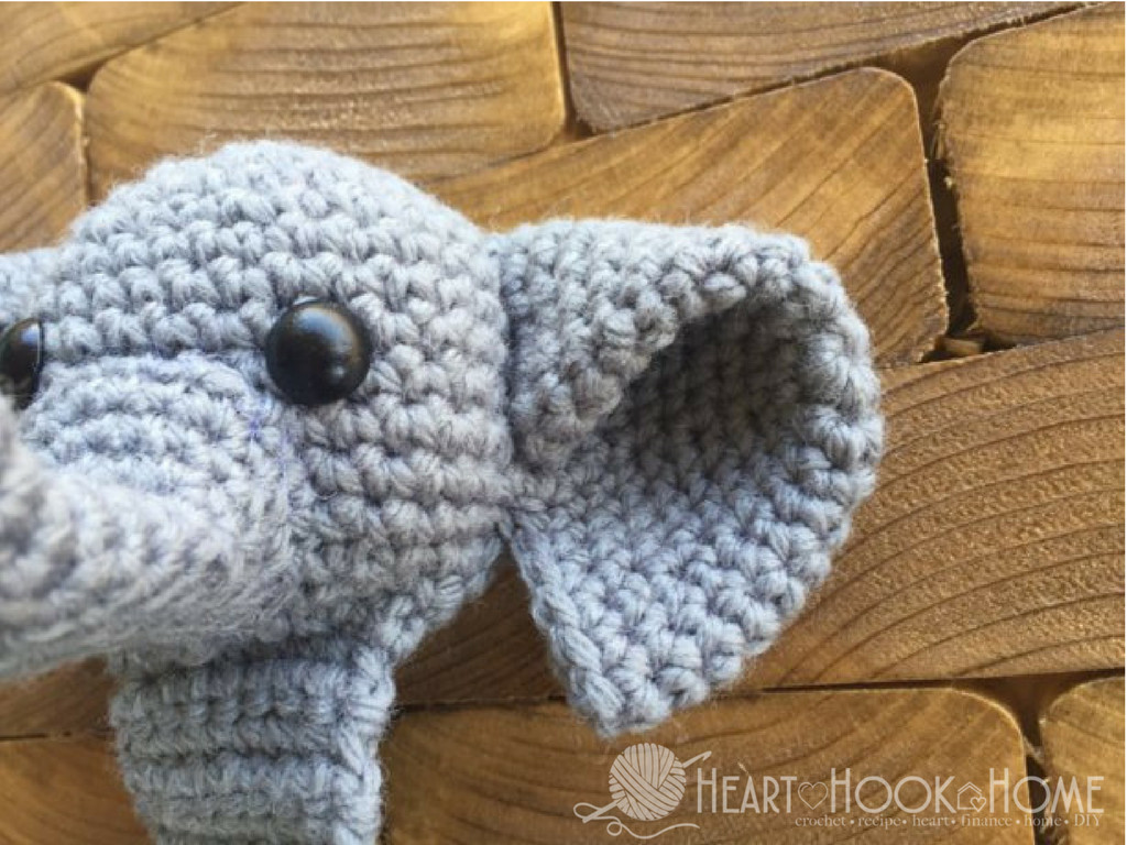 Crochet Elephant Lovely Webster the Elephant Bookmark Amigurumi Crochet Pattern Of Amazing 49 Models Crochet Elephant