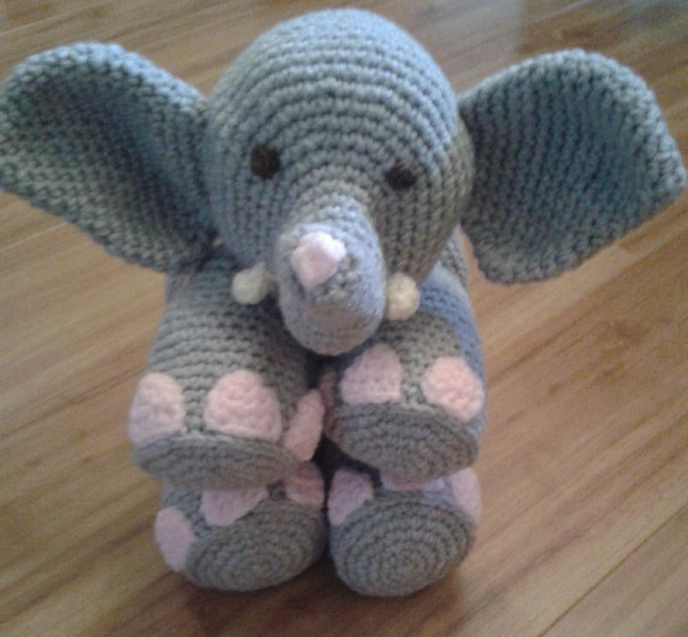 Crochet Elephant Pillow Awesome Crochet Elephant Pillow Pattern Free Dancox for Of Brilliant 43 Images Crochet Elephant Pillow